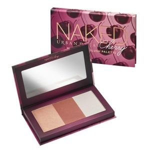 🍒 Urban Decay Naked Cherry Blush Palette